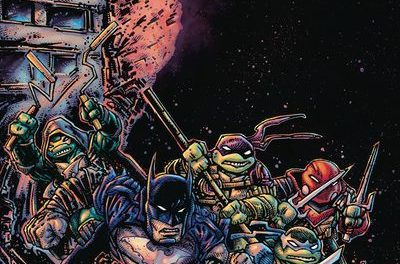Batman Teenage Mutant Ninja Turtles III #3 (of 6) (Eastman Variant)