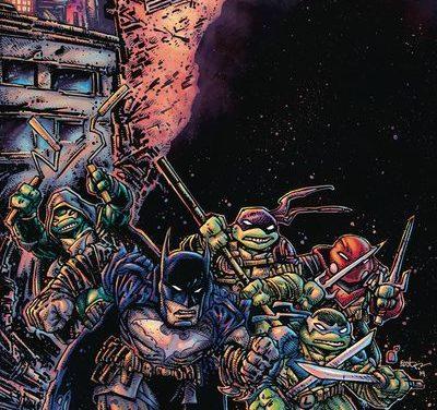Batman Teenage Mutant Ninja Turtles III #3 (of 6) (Eastman Variant)