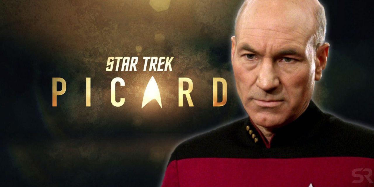 Star Trek Picard: SDCC Trailer