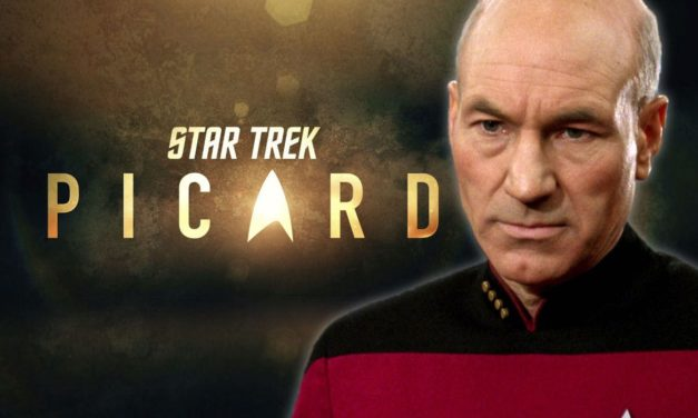 Star Trek Picard: SDCC Trailer