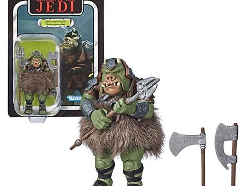 Star Wars The Vintage Collection Gamorrean Guard 3 3/4-Inch Action Figure – Exclusive