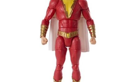 Shazam Movie Multiverse Shazam Action Figure