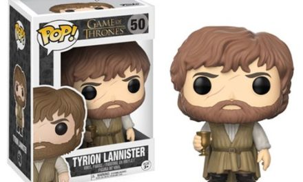 Game of Thrones Tyrion Lannister Pop! Vinyl Figure #50