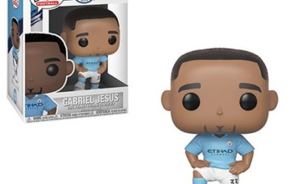 Football Manchester City Gabriel Jesus Pop! Vinyl Figure #13