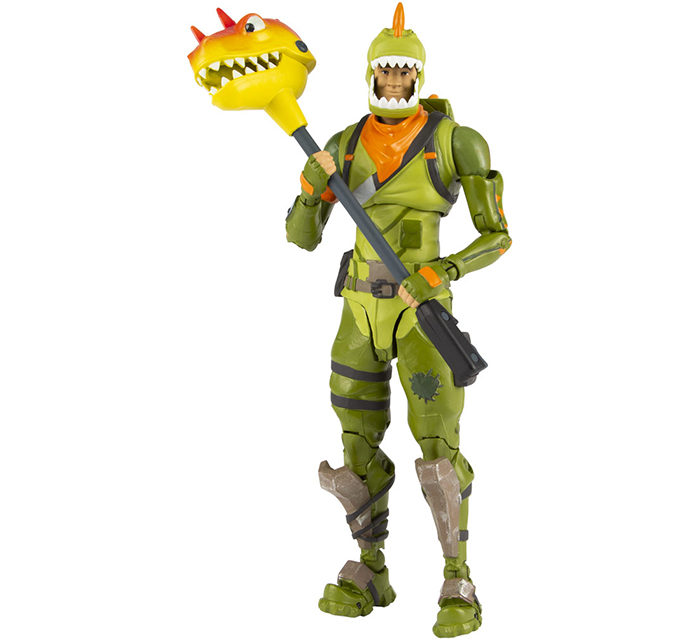 Fortnite Rex 7″ Action Figure