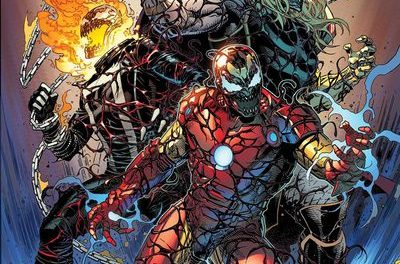 Avengers #21 (Cheung Carnage-Ized Variant)