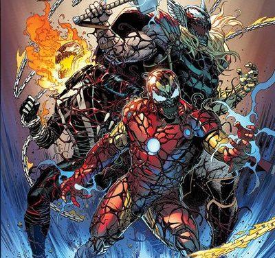 Avengers #21 (Cheung Carnage-Ized Variant)