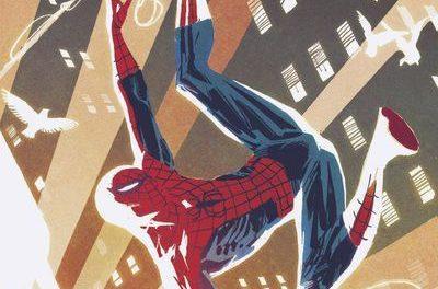Amazing Spider-Man #26 (Garney Variant)