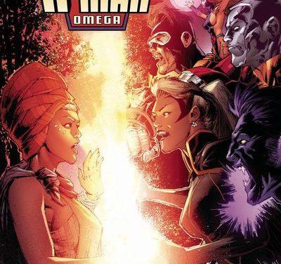 Age of X-man Omega #1 (Portacio Variant) #1