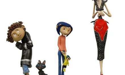 Coraline Best Of PVC Figure 3-Pack