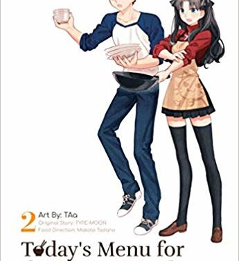Today's Menu for the Emiya Family, Volume 2 (fate/)