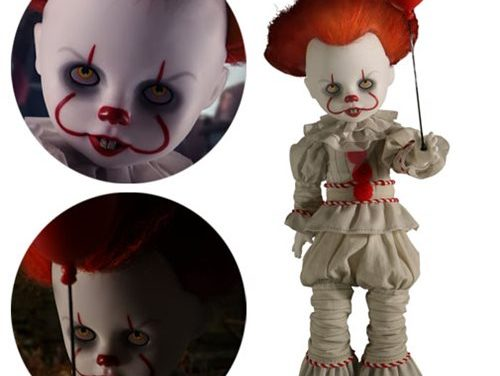 LDD Presents: It 2017 Pennywise Doll