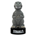 Godzilla Solar-Powered Bobble Head