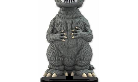 Godzilla Solar-Powered Bobble Head