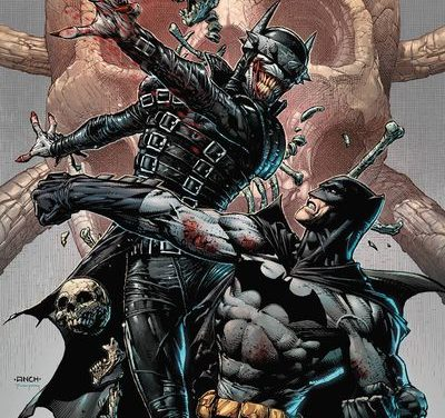 Batman Who Laughs #7 (of 7) (Finch Variant)