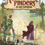 Adventure Finders Vol 2 #1