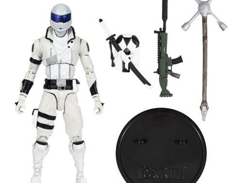 Fortnite Overtaker 7-Inch Action Figure