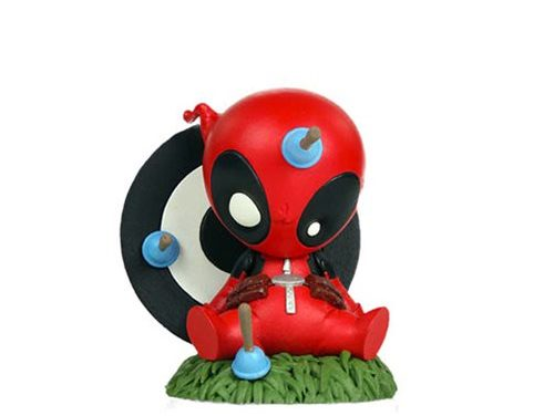 Marvel Mini Heroes Deadpool Mini-Figure