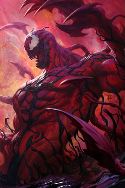 Absolute Carnage #1 (of 4) (Artgerm Virgin Variant) Ac