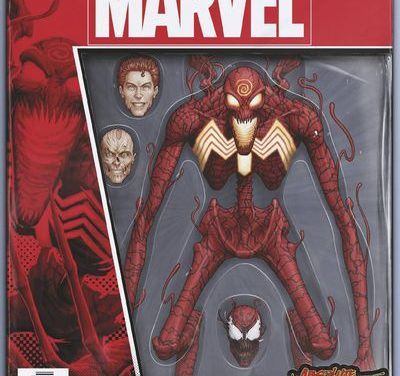 Absolute Carnage #1 (of 4) (Christopher Action Figure Variant)