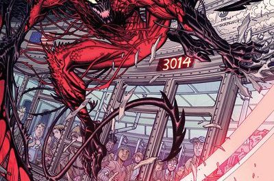 Absolute Carnage #1 (of 4) (Bradshaw Variant)