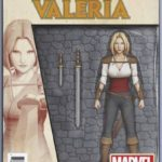 Age of Conan Valeria #1 (of 5) (Christopher Action Figure Variant)