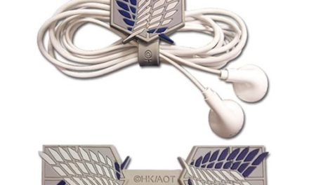 Attack on Titan Scout Regiment Cord Organizer