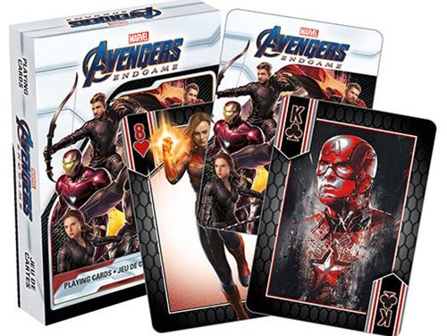Avengers: Endgame Playing Cards