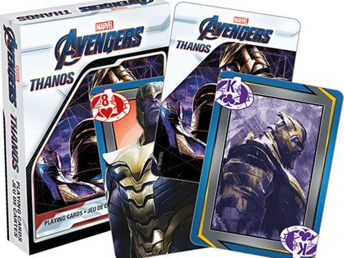 Avengers: Endgame Thanos Playing Cards