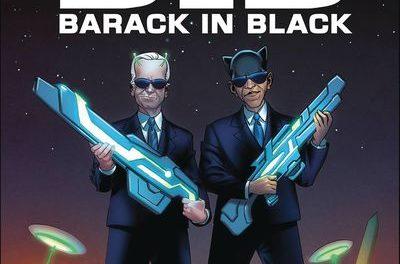 Barack Panther Barack in Black #1