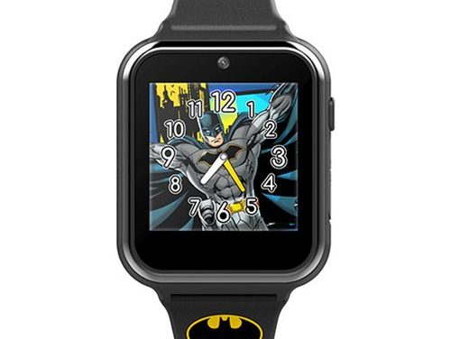Batman Children's Touch Screen Smart Watch
