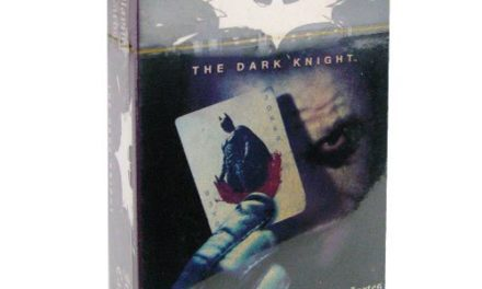 Batman Dark Knight Joker Playing Cards