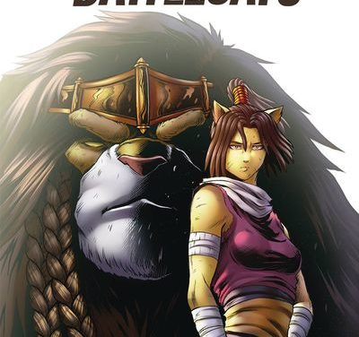 Battlecats Vol 2 #4