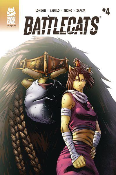 Battlecats Vol 2 #4