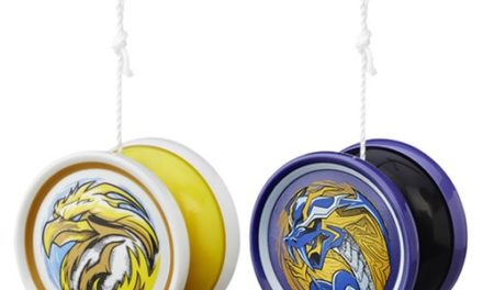Blazing Team Tornado Strike Yo-Yo Wave 1 Set