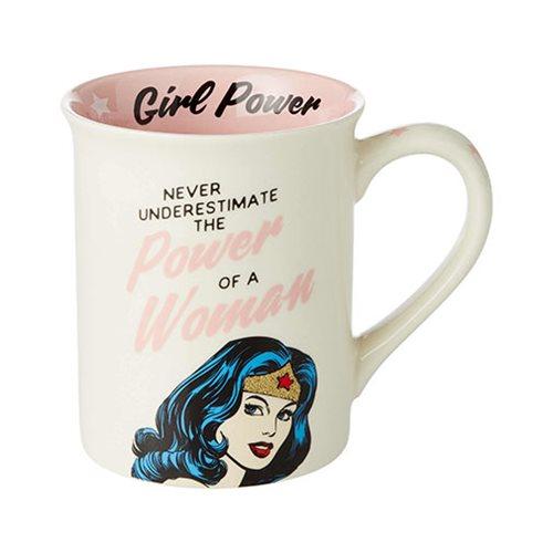 DC Comics Wonder Woman Girl Power 16 oz. Mug