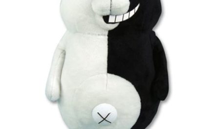 Danganronpa Future Monokuma 8-Inch Plush