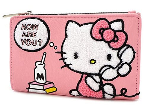 Hello Kitty Telephone Bifold Wallet