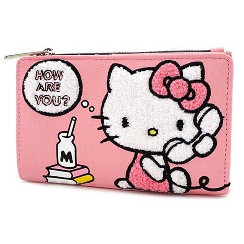 Hello Kitty Telephone Bifold Wallet