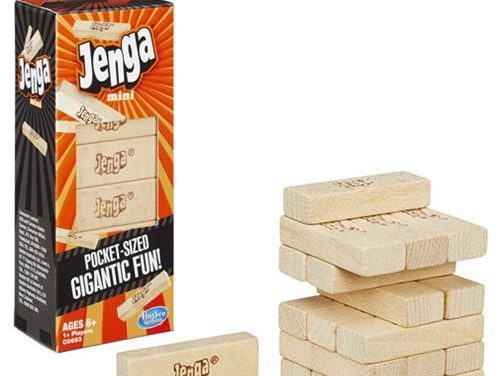Jenga Mini Game