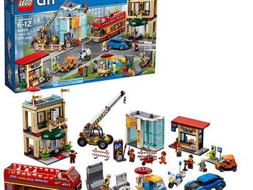 LEGO 60200 City Capital City – Free Shipping