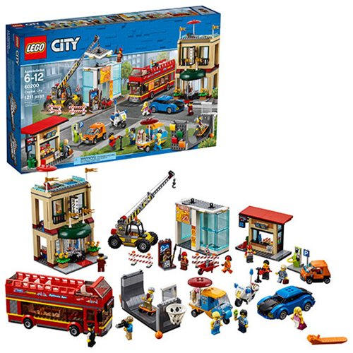 LEGO 60200 City Capital City – Free Shipping