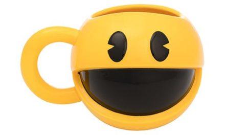Pac-Man 16 oz. Sculpted Ceramic Mug