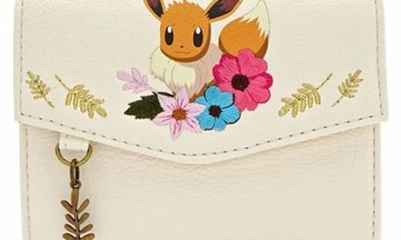 Pokemon Eeveelutions Floral Wallet