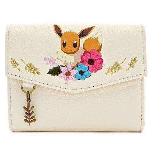 Pokemon Eeveelutions Floral Wallet
