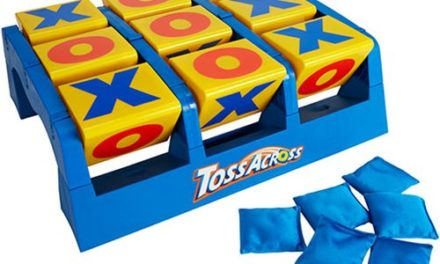 Toss Across Game
