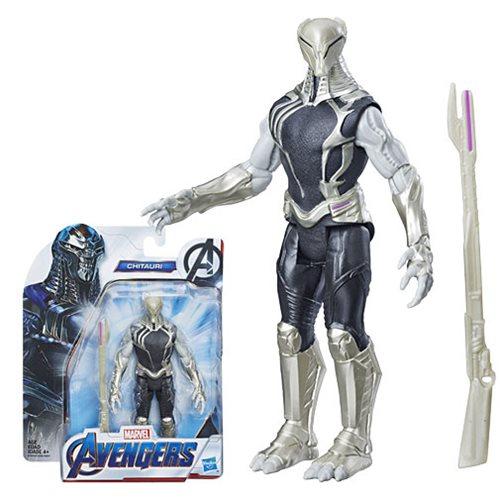 Avengers Chitauri 6-Inch Action Figure