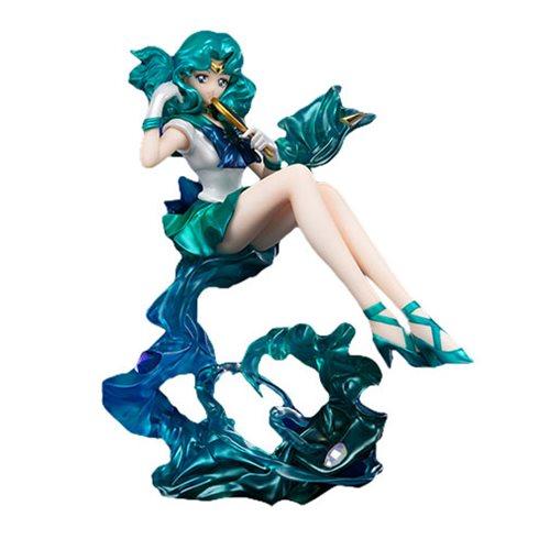 Sailor Moon Sailor Neptune Figuarts Zero Chouette Statue – Free Shipping