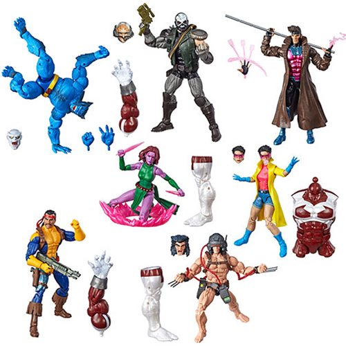 X-Men Marvel Legends 6-Inch Action Figures Wave 4 – Free Shipping