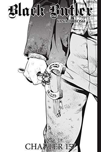 Black Butler #157
